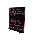 Magic Write Frameless Fluorescent LED Writing Board