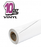 Banner Material Vinyl 10oz (By the Roll)