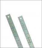 Center Point© Steel Ruler