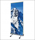 Sierra Lite Outdoor Retractor Banner Stand
