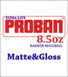 ProBan Ultra-Lite Banner Material