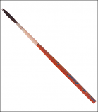 Paint Brush Brown Liner Series 735-H