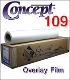 General Formulations® 109 Scratch Resistant Overlay Film