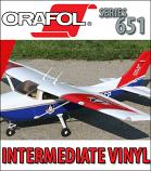Orafol / Oracal® Series 651 Intermediate Vinyl