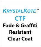 Krystal Kote™ CTF CalTrans Formula Clear Coat
