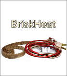 BriskHeat Acrylic Strip Heater