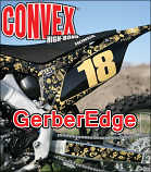 Convex High Bond for Gerber Edge
