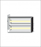 Indoor Illuminated Sign Box