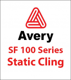 Avery© SF 100 Series Static Cling