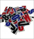 Changeable Letter Set