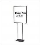 Economy Indoor Display Stand